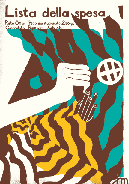 Sarah Mazzetti Poster 2